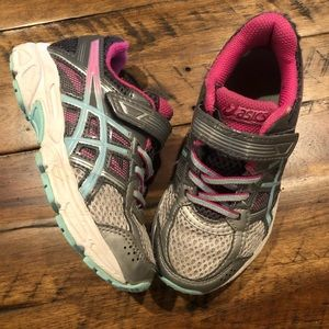 ASICS Kids Pre-Contend Running Shoes Size 11